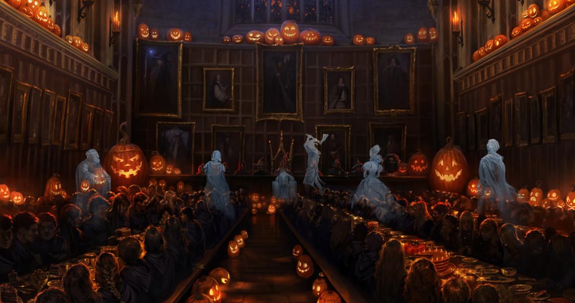 Geister von Hogwarts