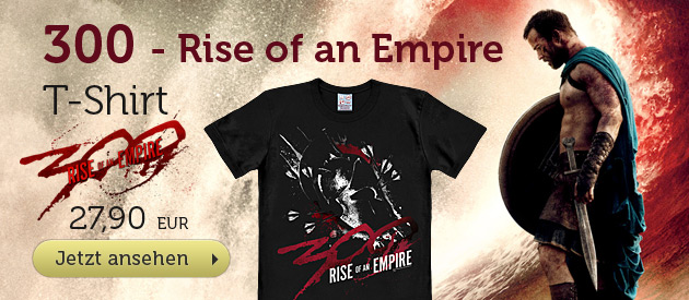 300 - Rise of an Empire  T-Shirt - 27,90 EUR