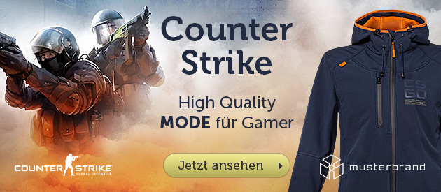 Counter-Strike High Quality Mode von Musterbrand - Ab 19 EUR