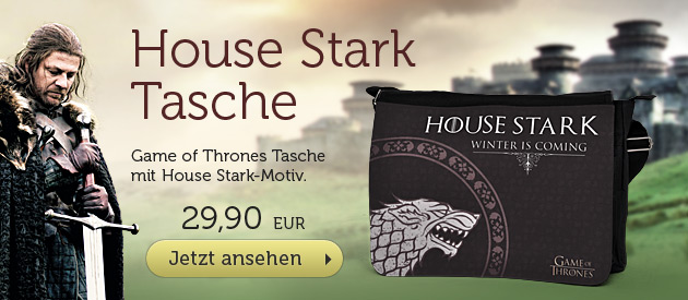 Game of Thrones - House Stark Tasche - 29,90 EUR
