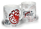 Game of Thrones - House Targaryen Tasse