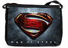 Superman - Man of Steel Logo Tasche