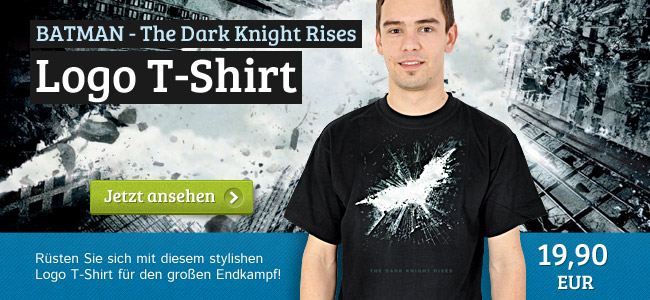 Batman - The Dark Knight Rises Logo T-Shirt