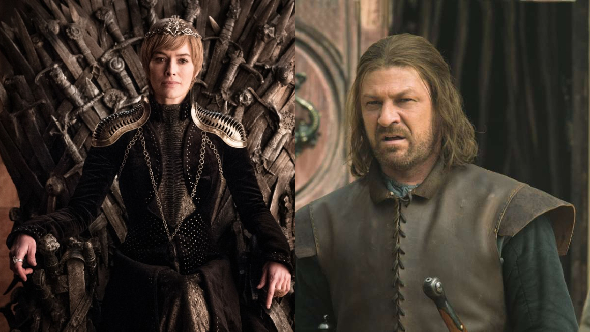 Cersei Lannister & Eddard Stark | Game of Thrones