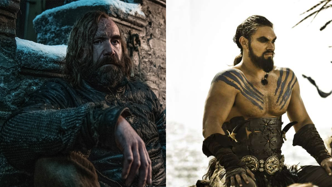 Sandor Clegane & Khal Drogo | Game of Thrones