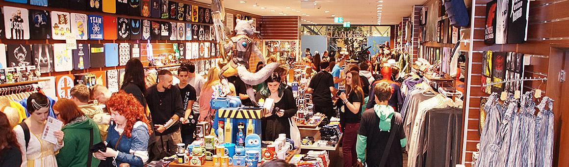 Elbenwald Store Wien DZ | Dein Fanartikel Shop